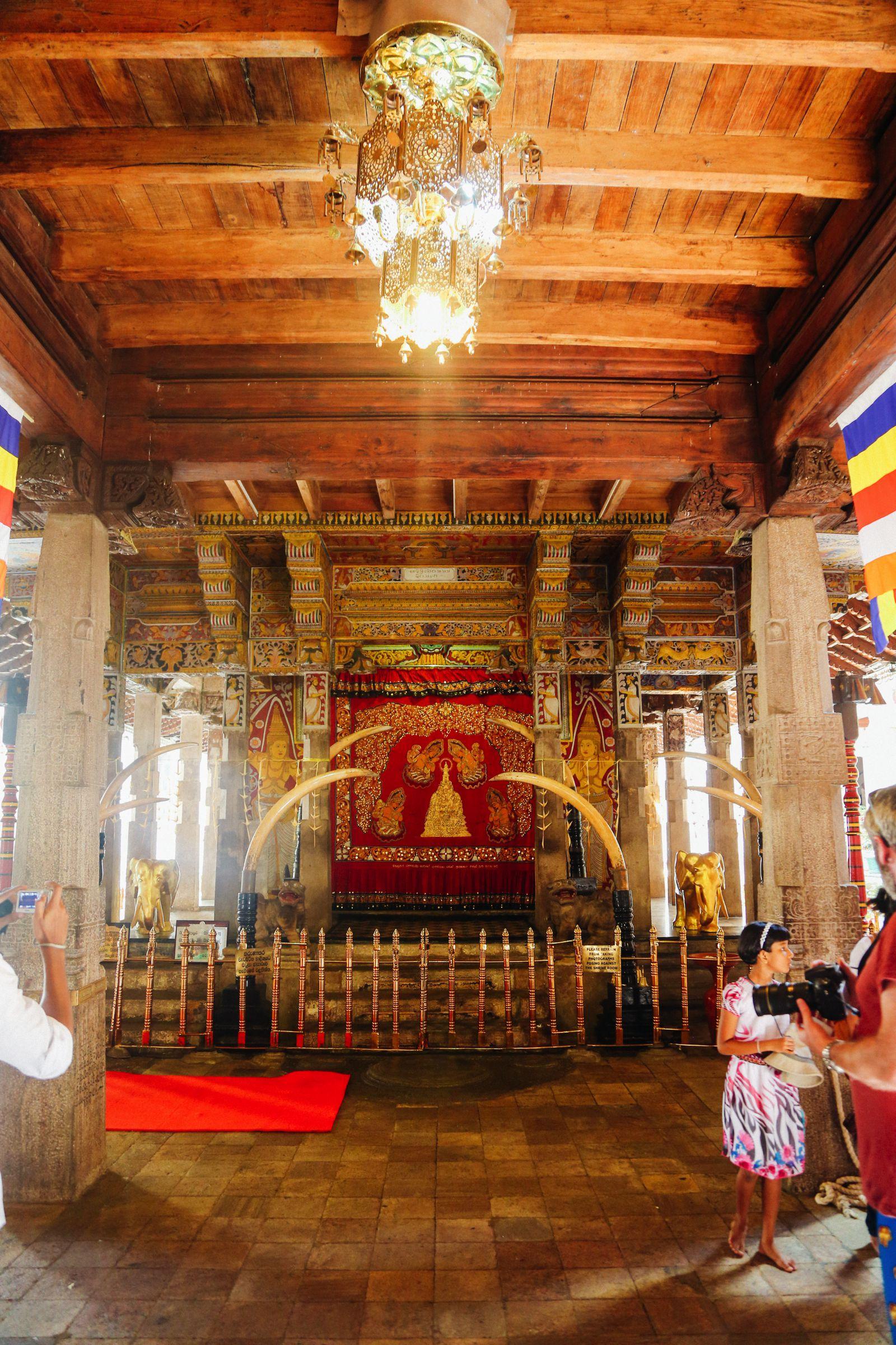 Dambulla Cave Temple And A Trip To Kandy, Sri Lanka (31)
