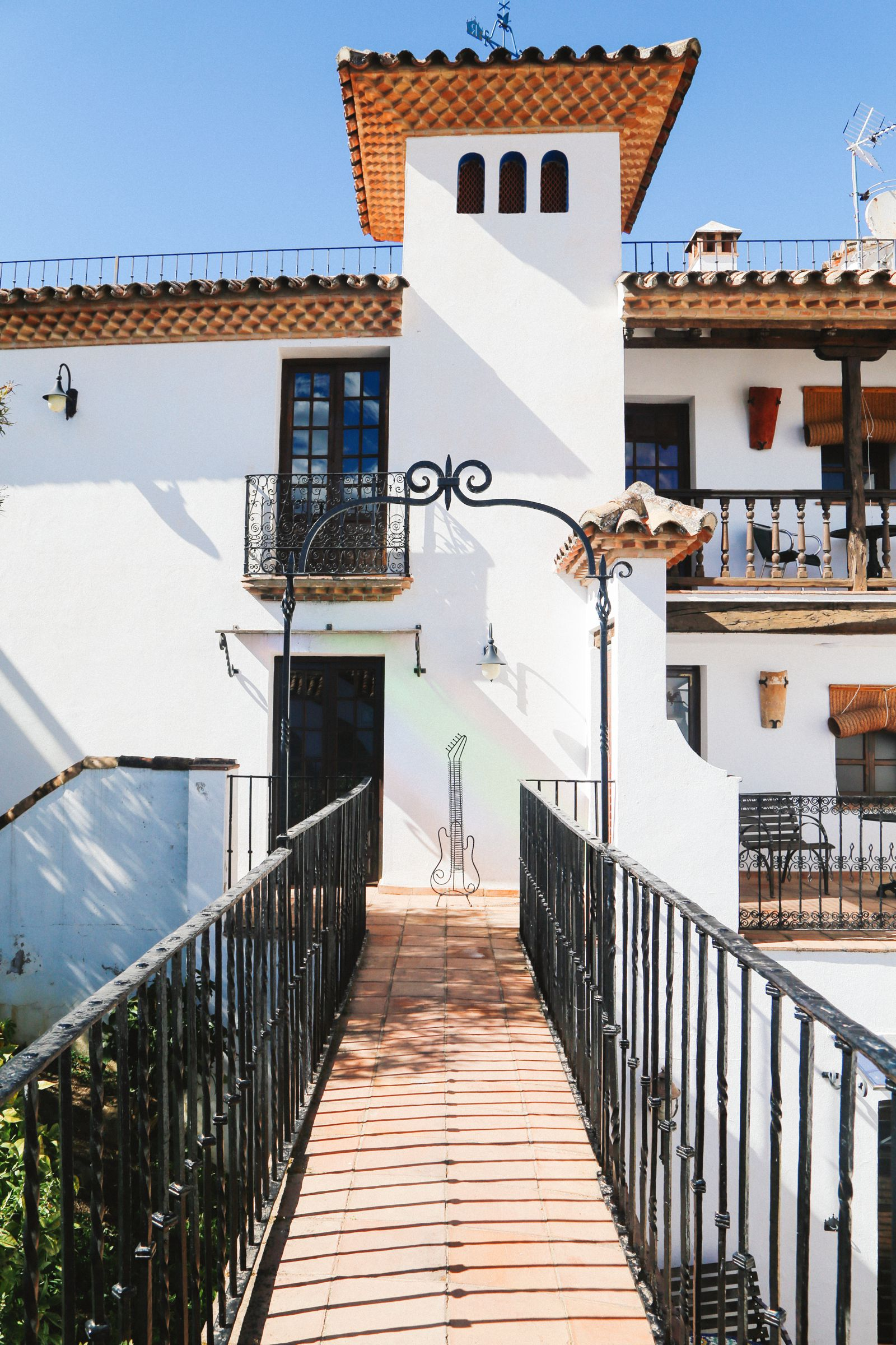 """A Visit To Ronda - The Spanish City 'Pulled Apart By The gods"""" (9)"""