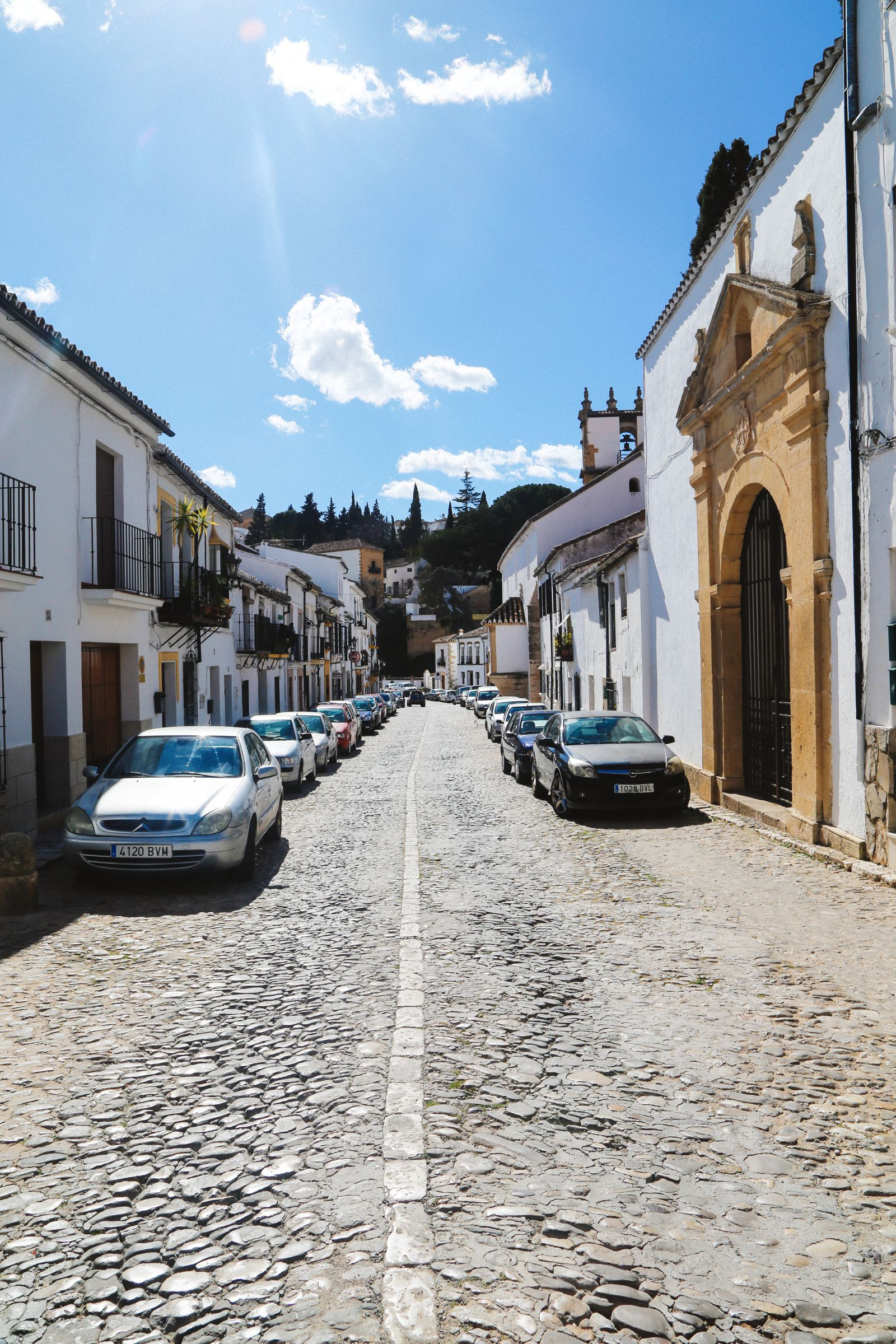 "A Visit To Ronda - The Spanish City 'Pulled Apart By The gods"" (16)"