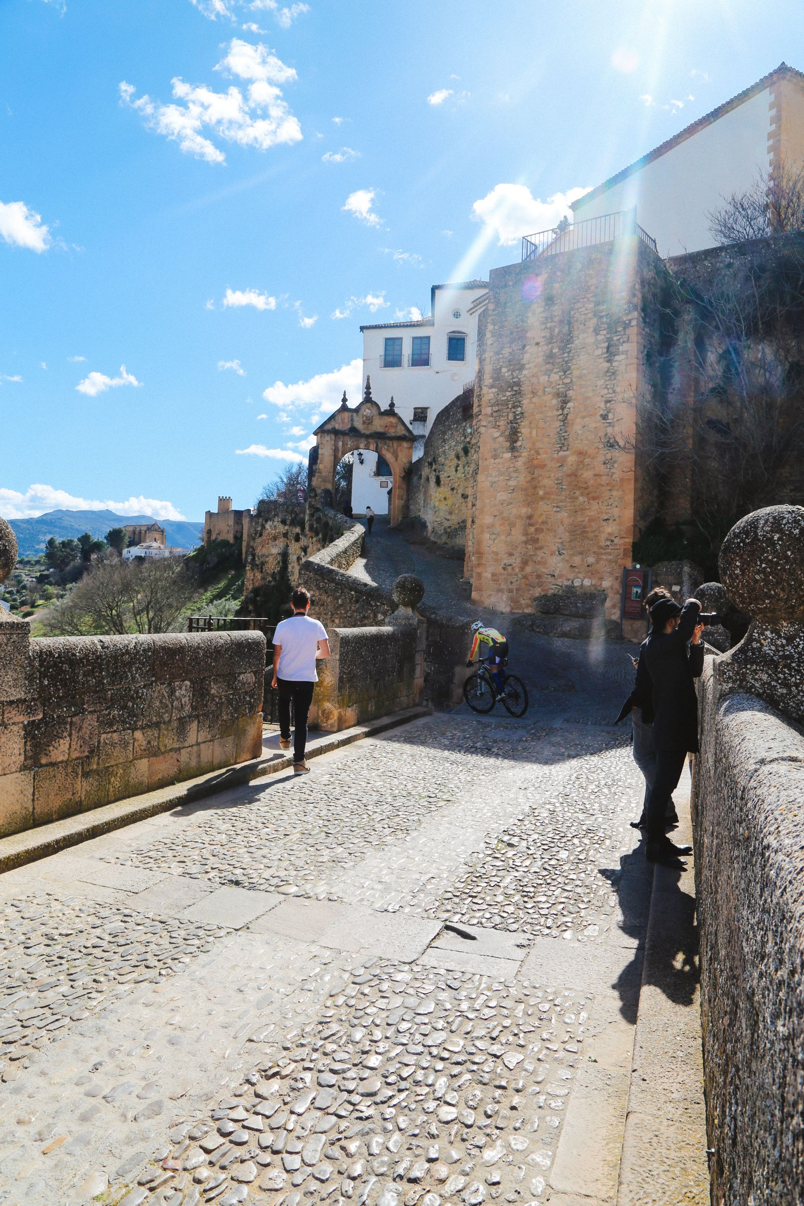 "A Visit To Ronda - The Spanish City 'Pulled Apart By The gods"" (18)"