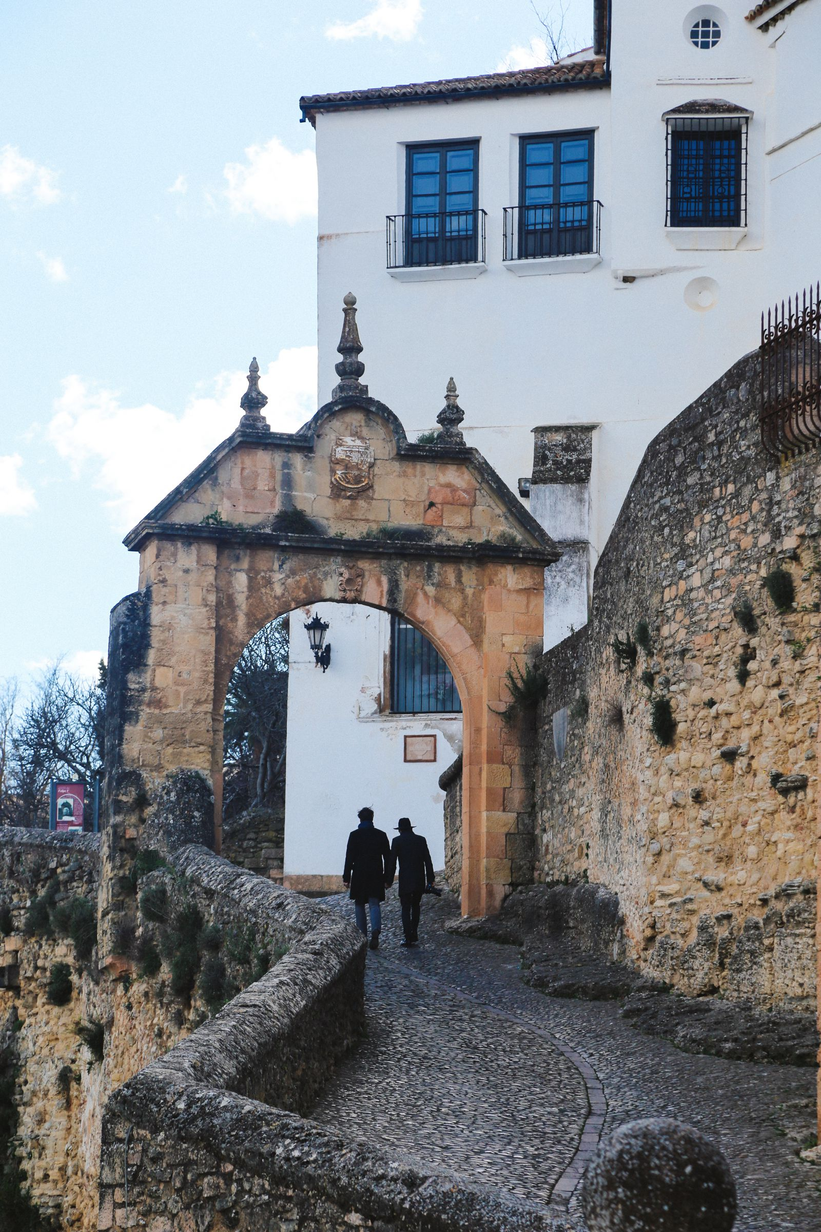 """A Visit To Ronda - The Spanish City 'Pulled Apart By The gods"""" (19)"""