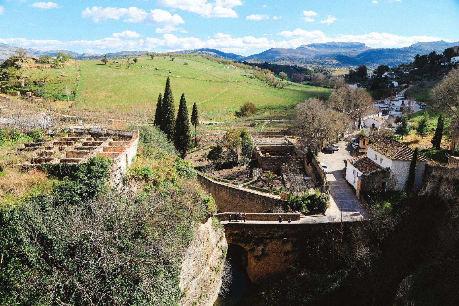 """A Visit To Ronda - The Spanish City 'Pulled Apart By The gods"""" (20)"""