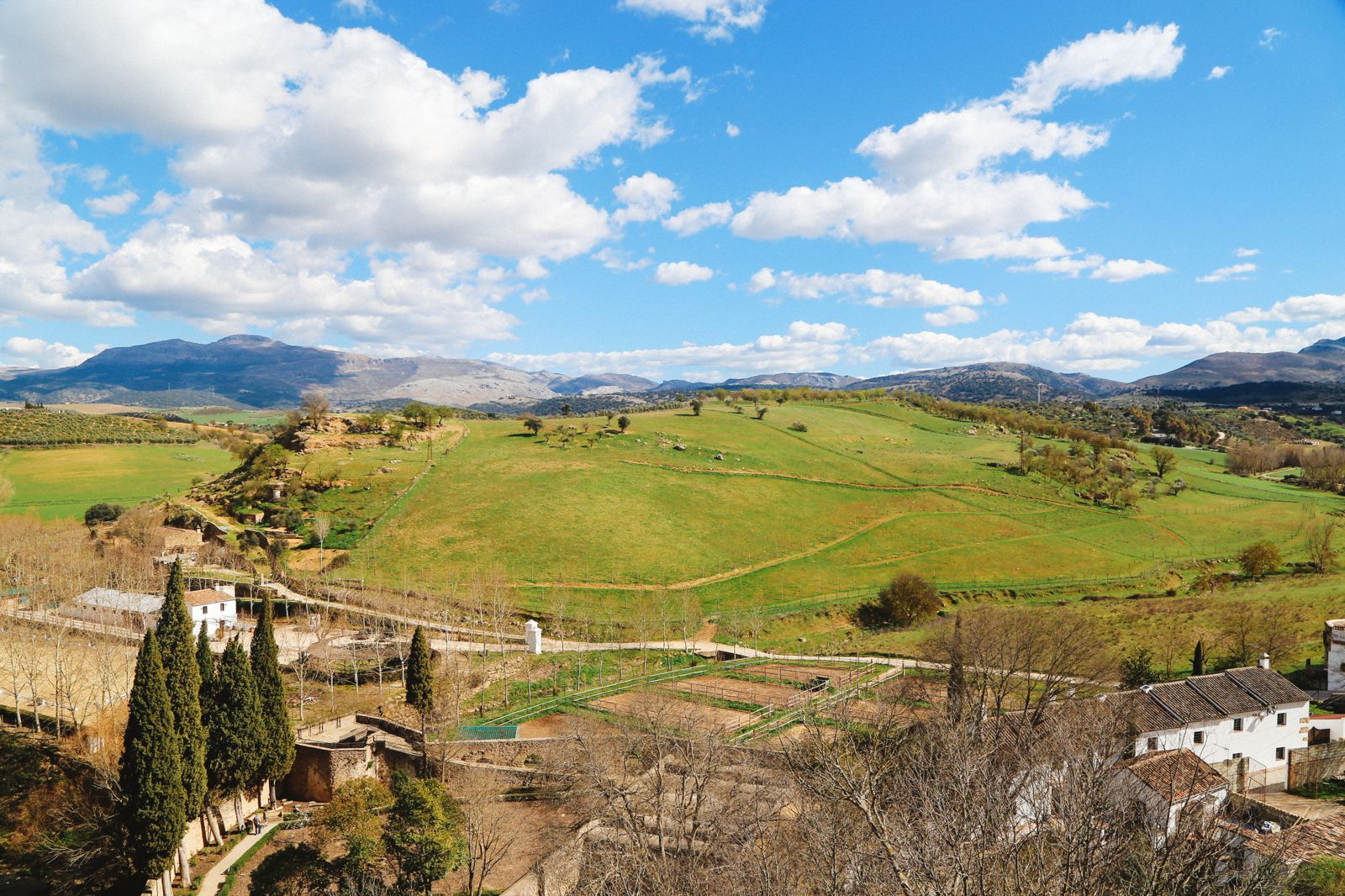 """A Visit To Ronda - The Spanish City 'Pulled Apart By The gods"""" (23)"""