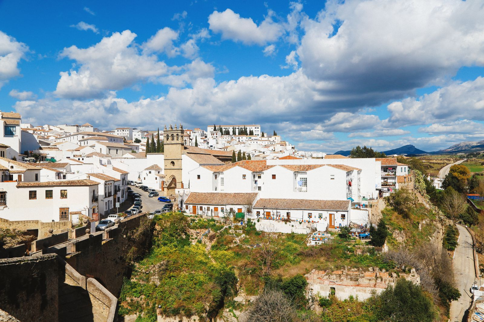 """A Visit To Ronda - The Spanish City 'Pulled Apart By The gods"""" (24)"""