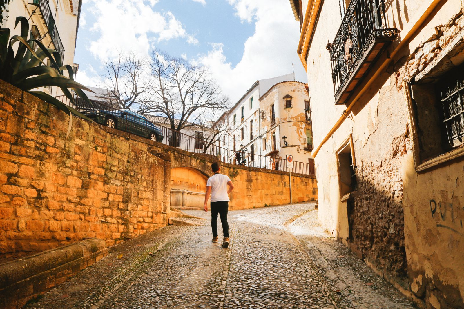 """A Visit To Ronda - The Spanish City 'Pulled Apart By The gods"""" (28)"""