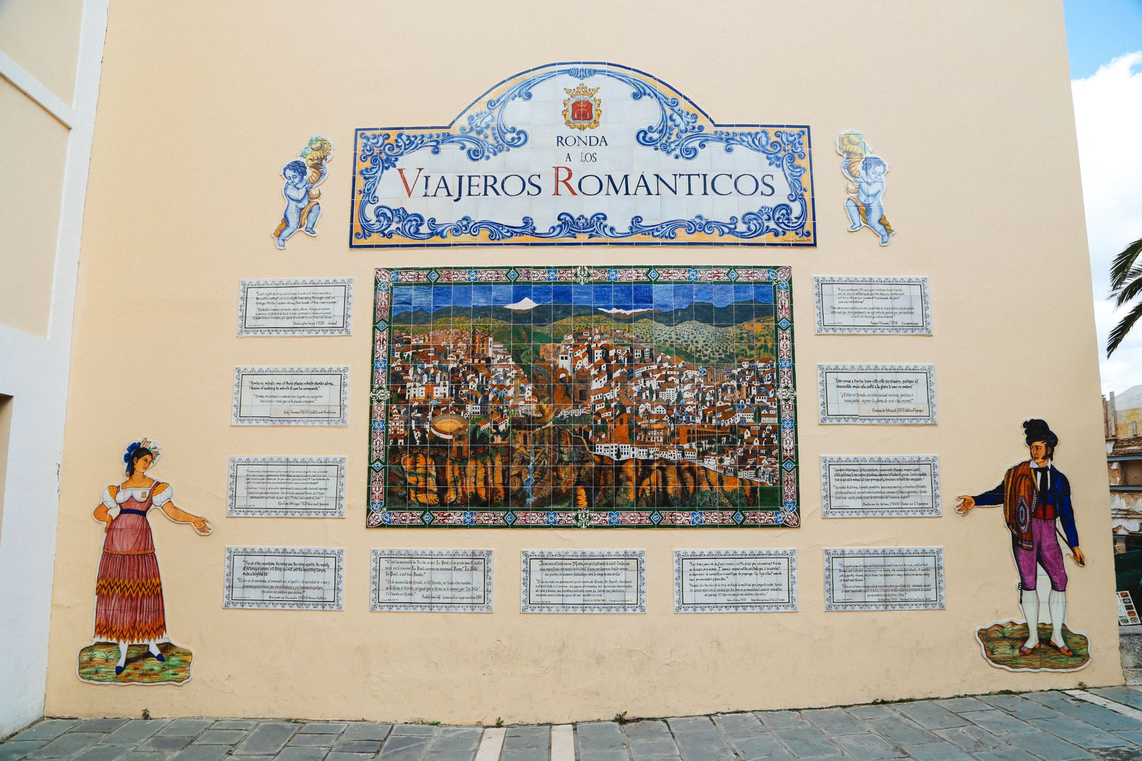 """A Visit To Ronda - The Spanish City 'Pulled Apart By The gods"""" (30)"""