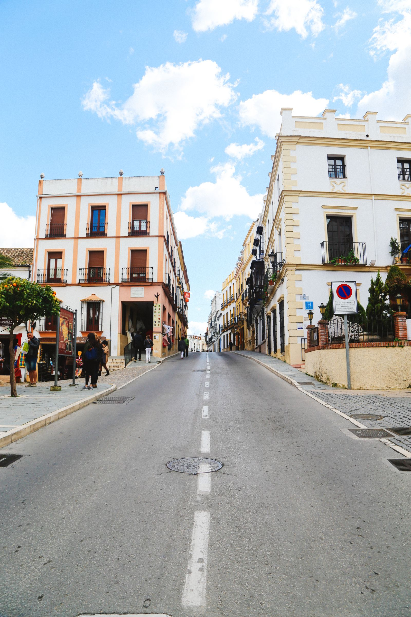 """A Visit To Ronda - The Spanish City 'Pulled Apart By The gods"""" (31)"""