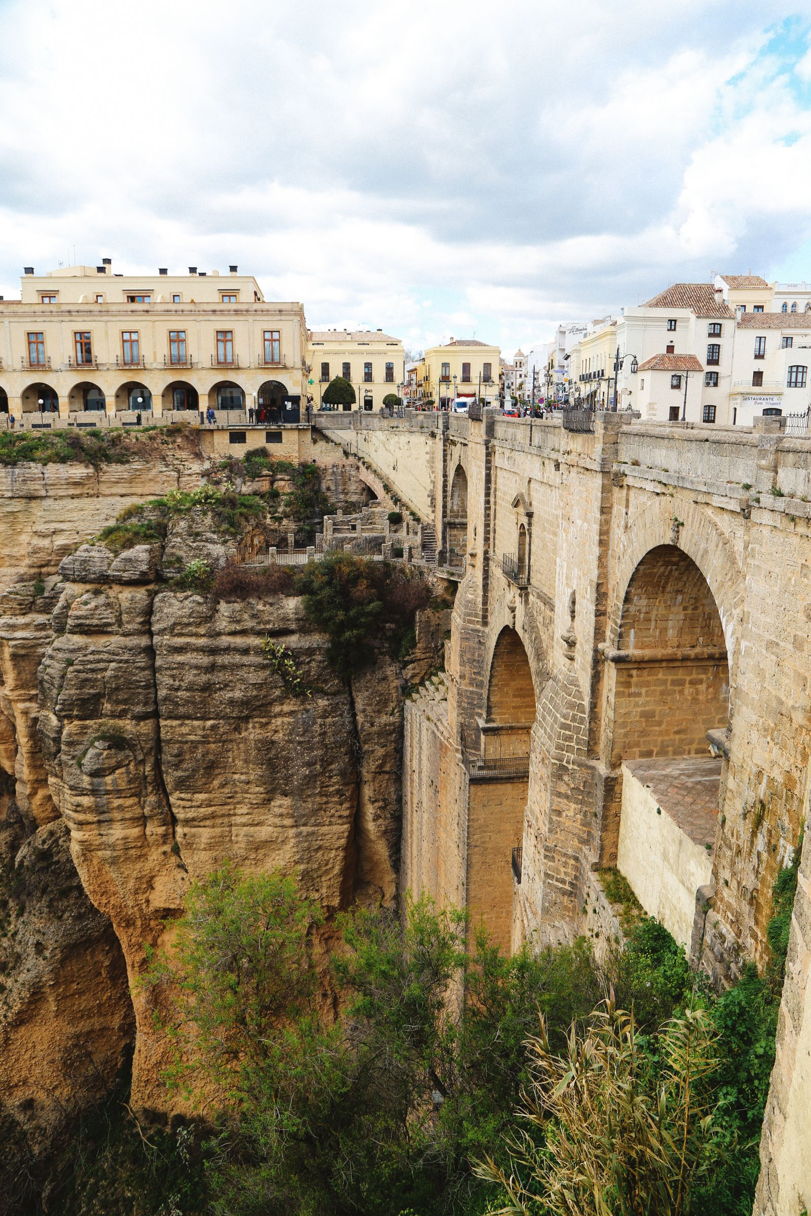 "A Visit To Ronda - The Spanish City 'Pulled Apart By The gods"" (32)"