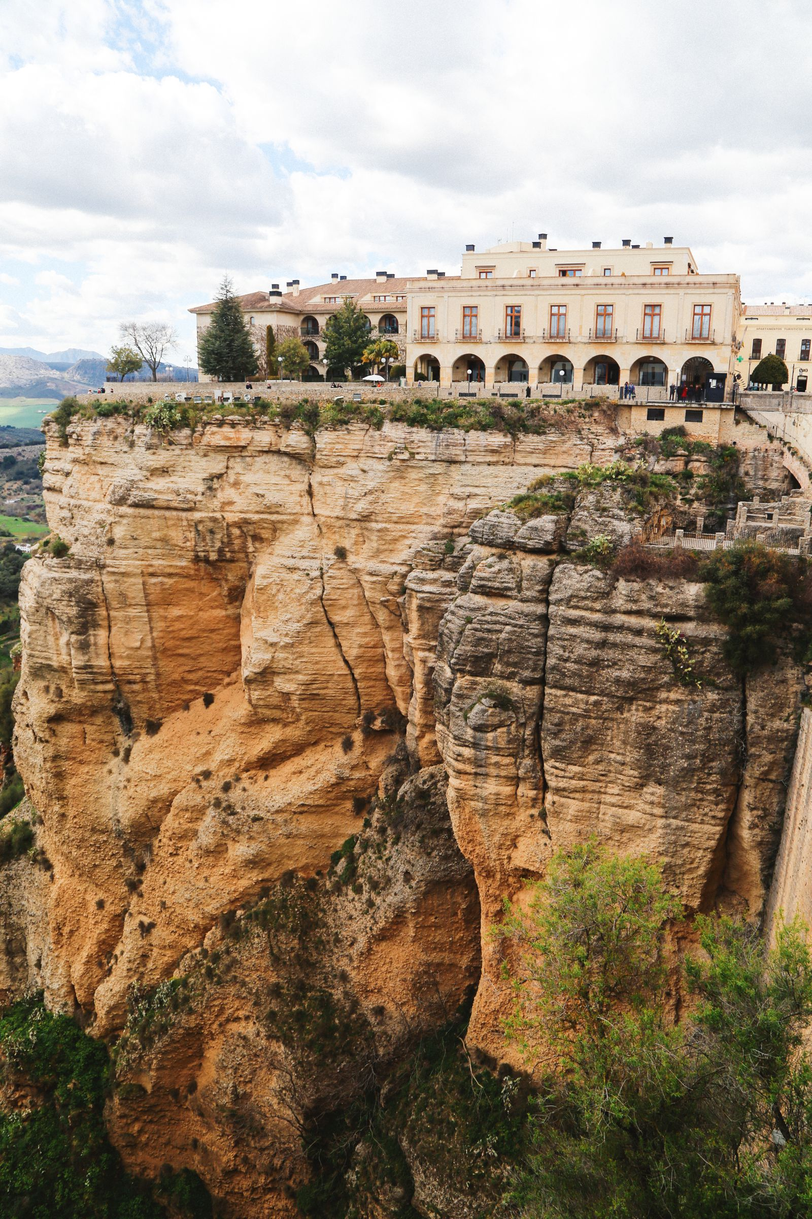 """A Visit To Ronda - The Spanish City 'Pulled Apart By The gods"""" (33)"""