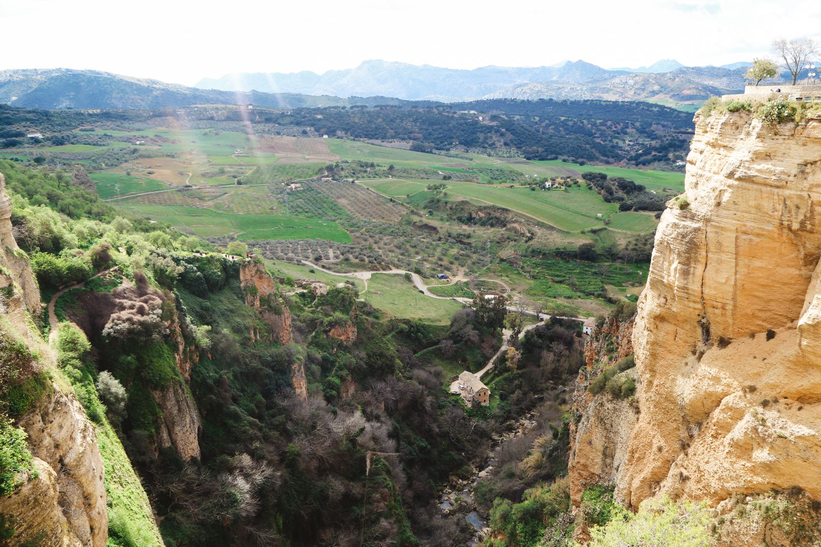 """A Visit To Ronda - The Spanish City 'Pulled Apart By The gods"""" (34)"""