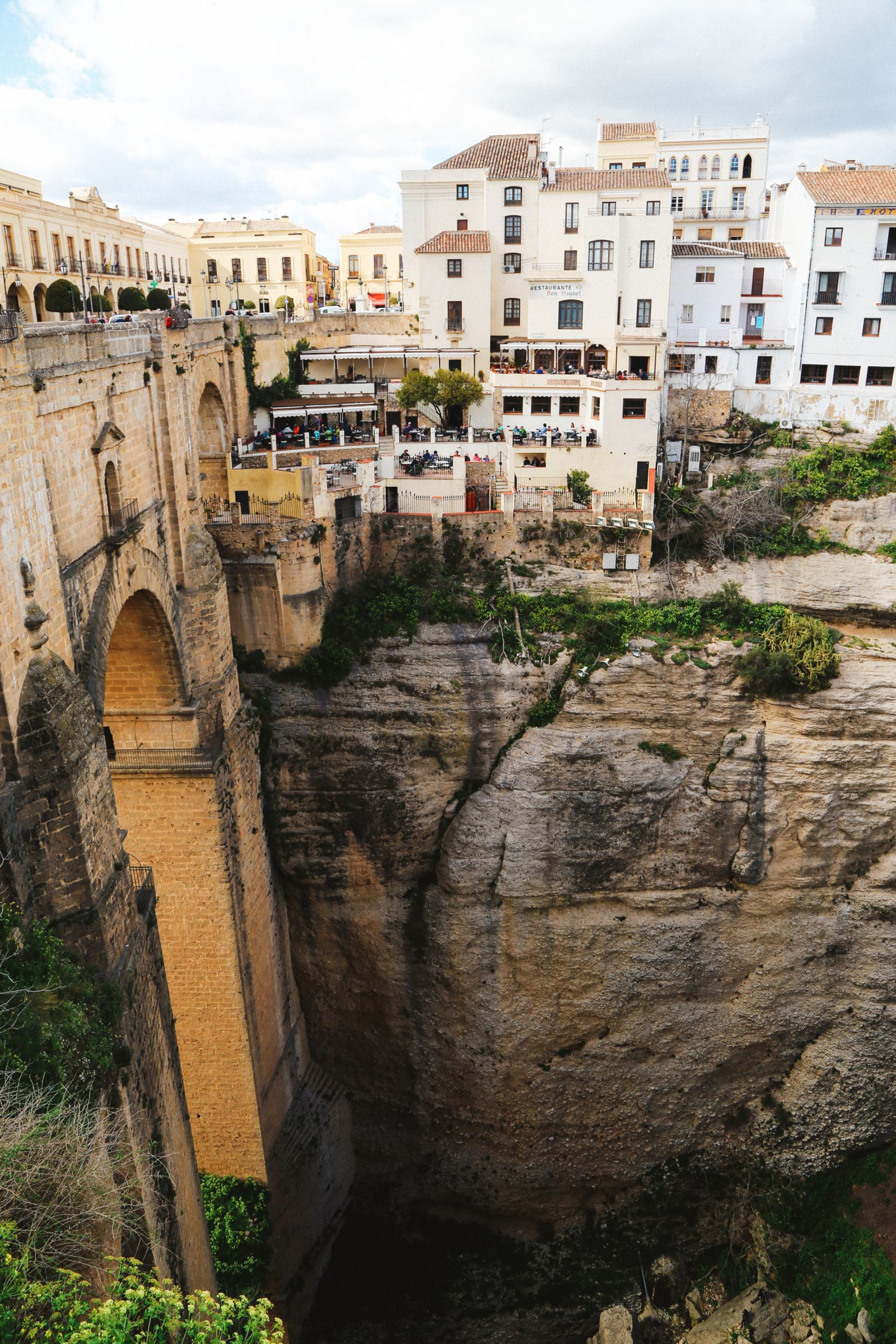 """A Visit To Ronda - The Spanish City 'Pulled Apart By The gods"""" (36)"""