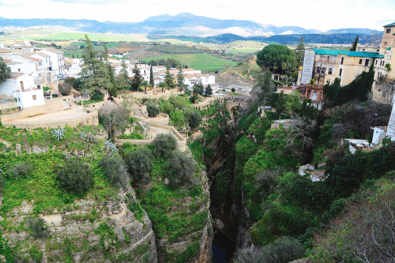 "A Visit To Ronda - The Spanish City 'Pulled Apart By The gods"" (37)"