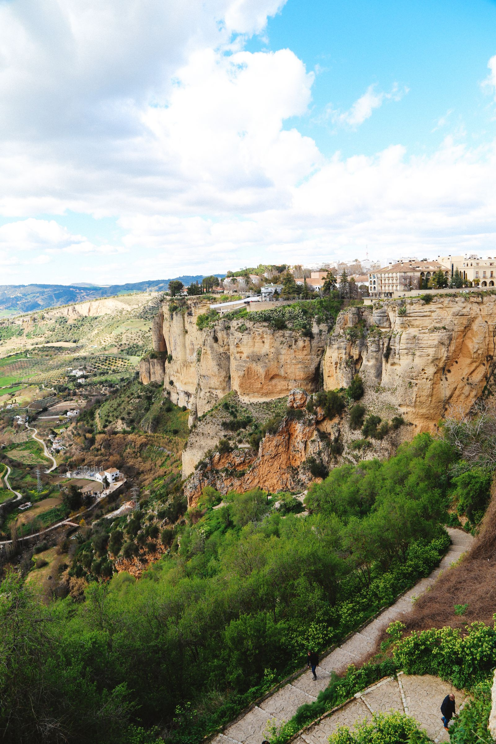 """A Visit To Ronda - The Spanish City 'Pulled Apart By The gods"""" (41)"""
