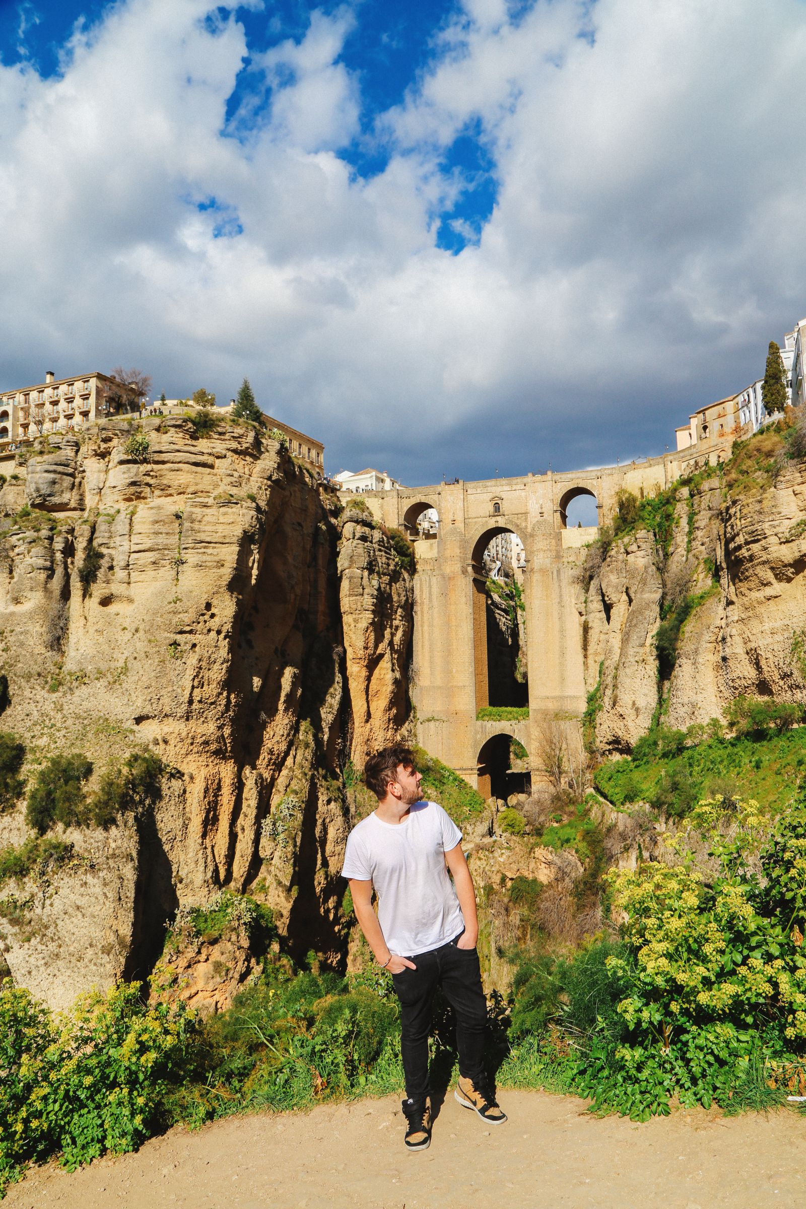 "A Visit To Ronda - The Spanish City 'Pulled Apart By The gods"" (45)"