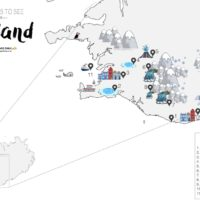 8 Ways You Can Be A Better Traveller also 31 Beautiful Adobe Lightroom Presets To Make Your Photos More Dramatic And Beautiful Download Now furthermore  on this alternative map of iceland shows you the amazing
