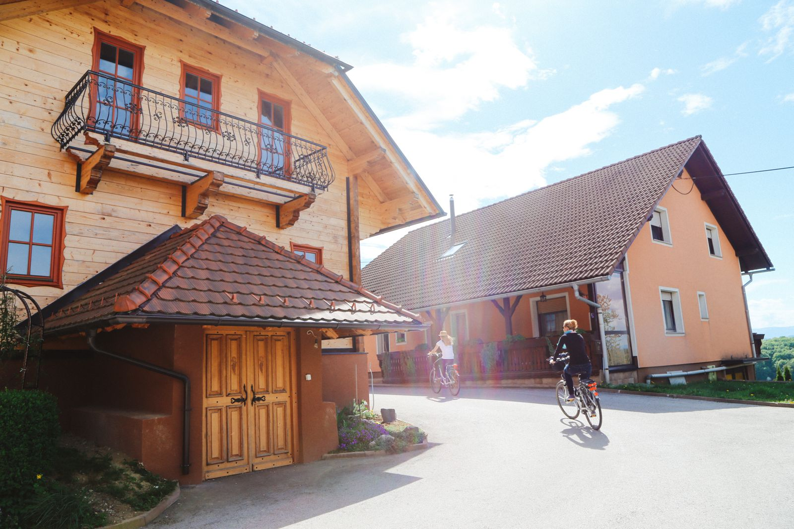 Vineyards, Charcuterie And The Old Historic City Of Maribor, Slovenia (2)