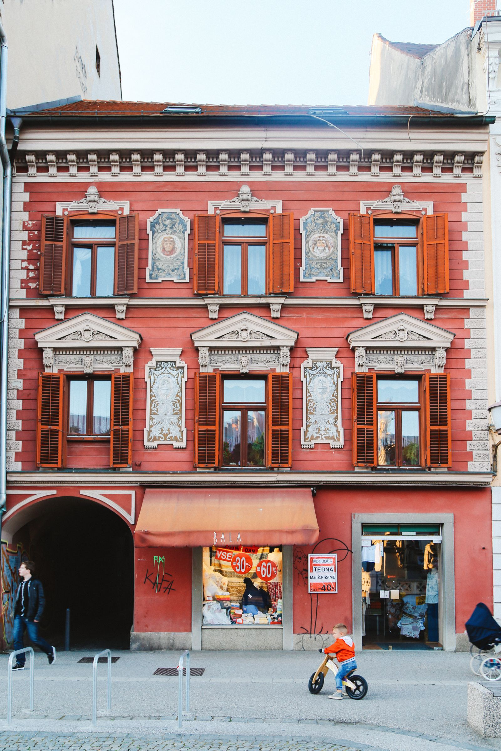 Vineyards, Charcuterie And The Old Historic City Of Maribor, Slovenia (36)