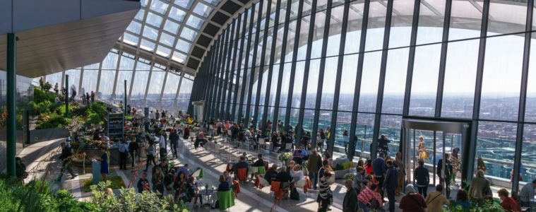 12 Iconic London Bars With Breathtaking Views Across The City (2)