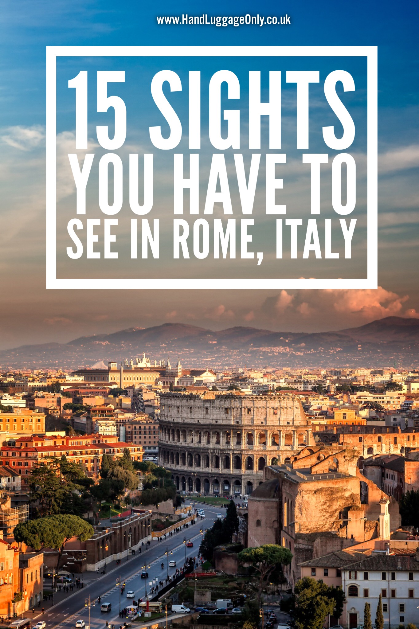 15 Sights You Have To See In Rome, Italy (1)