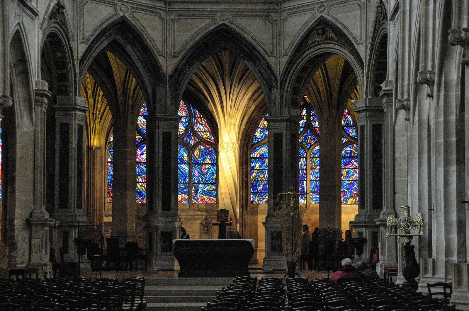 11 Discover Gothic French Style Architecture At Eglise St Severin