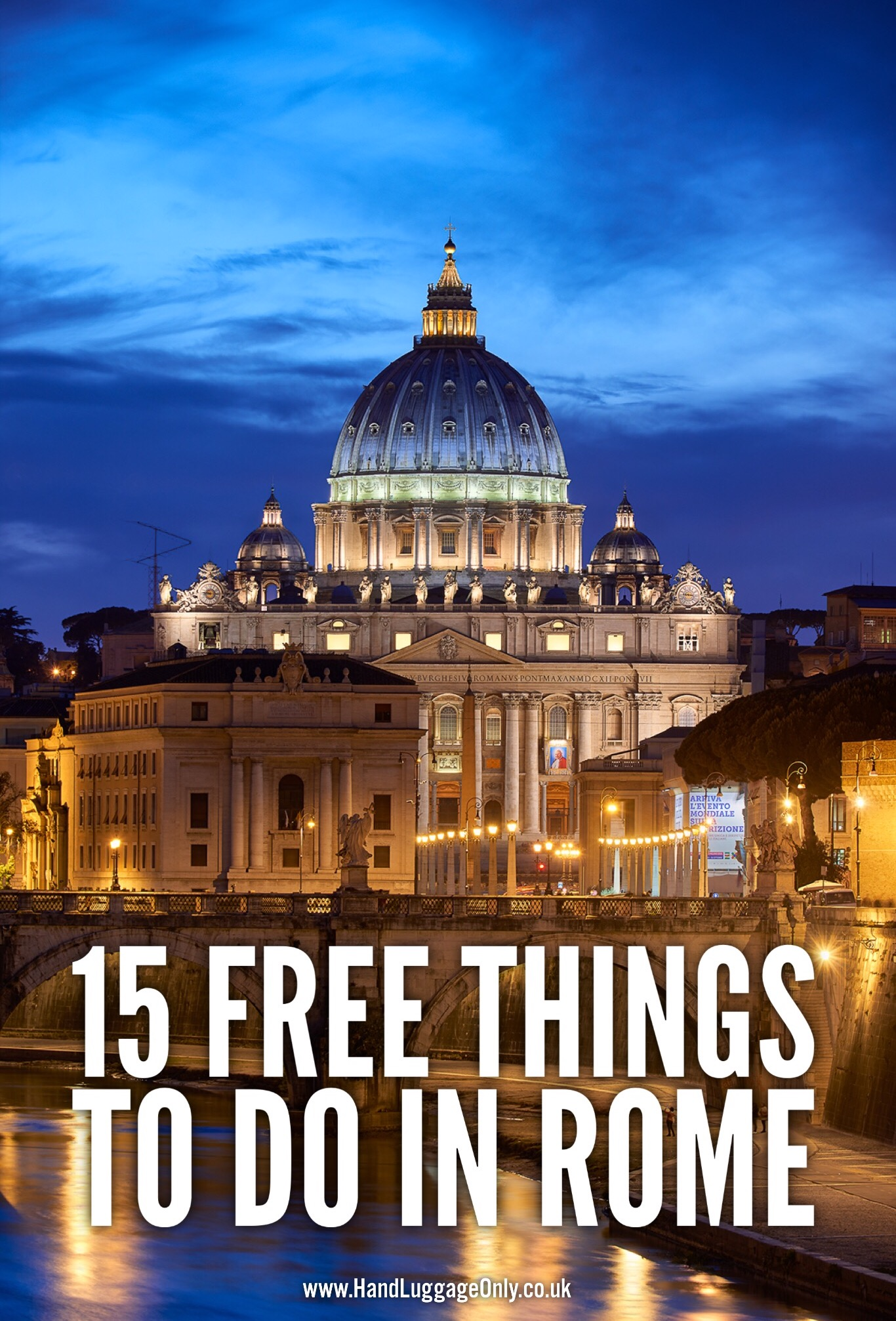 15 free things to do in rome on a first time visit hand luggage 15 free things to do in rome on a first time visit 14 sciox Gallery