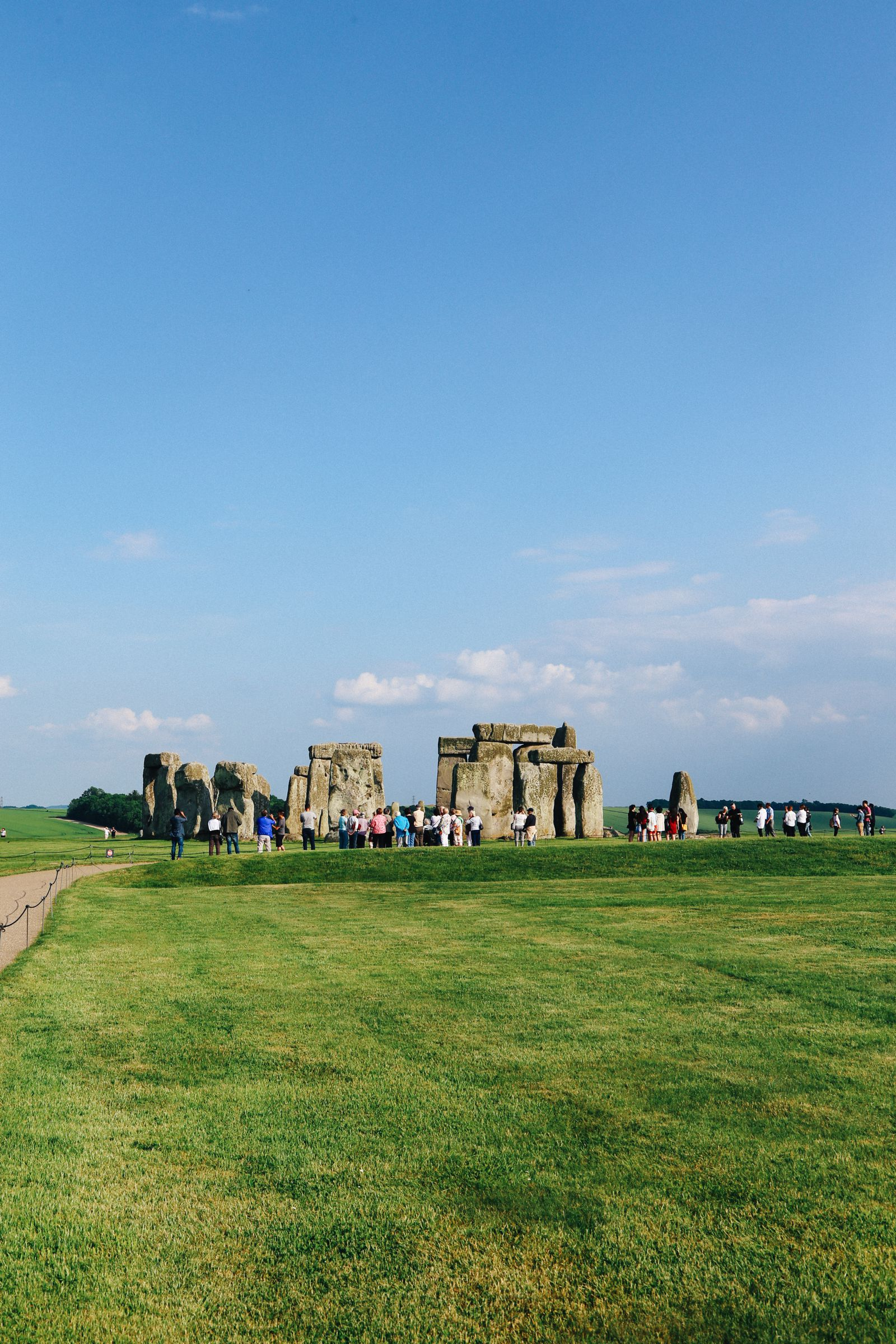 Stonehenge To Salisbury - The Start Of Our Great English Road Trip! (3)