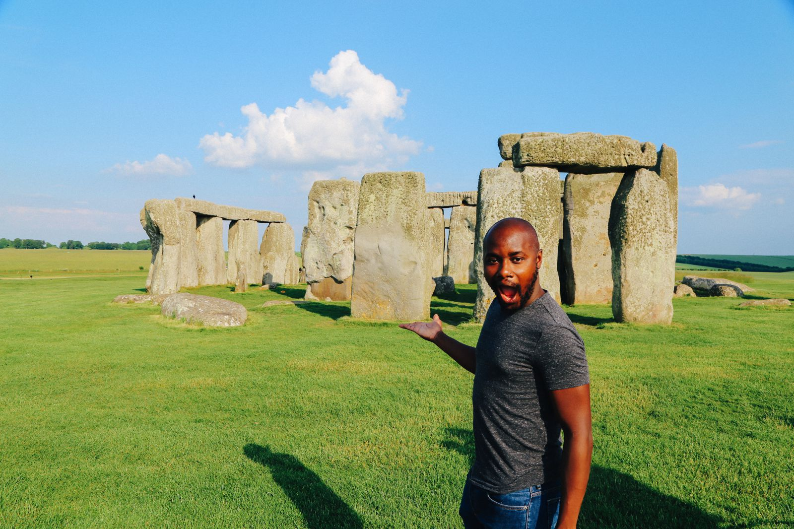 Stonehenge To Salisbury - The Start Of Our Great English Road Trip! (9)