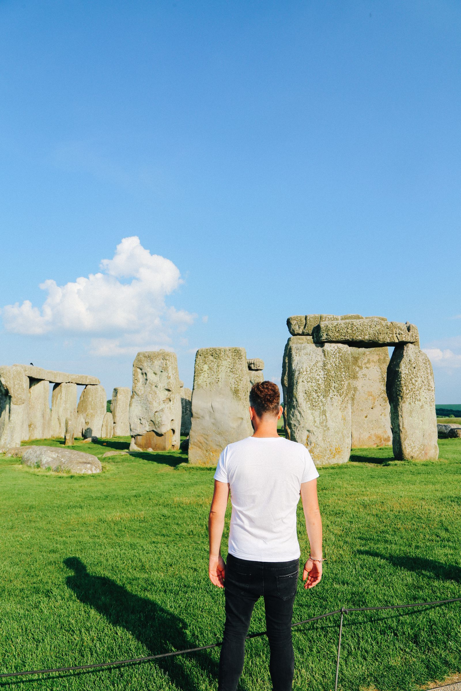 Stonehenge To Salisbury - The Start Of Our Great English Road Trip! (11)