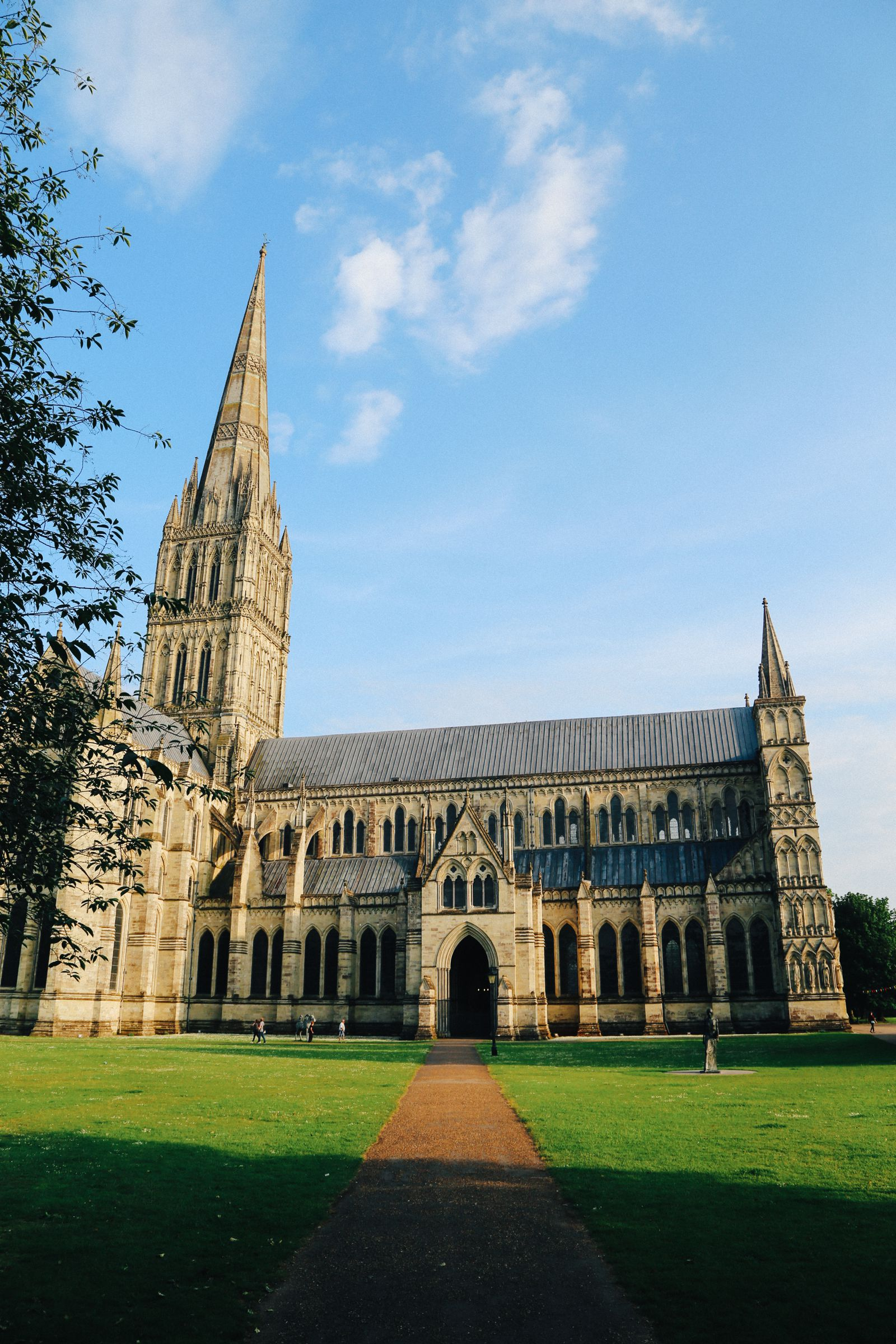Stonehenge To Salisbury - The Start Of Our Great English Road Trip! (27)