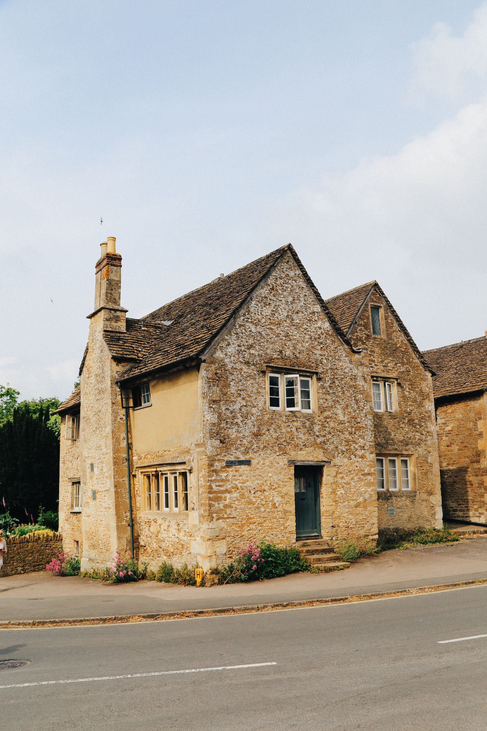 Inside The Beautiful Cotswolds Village Of Lacock... (10)