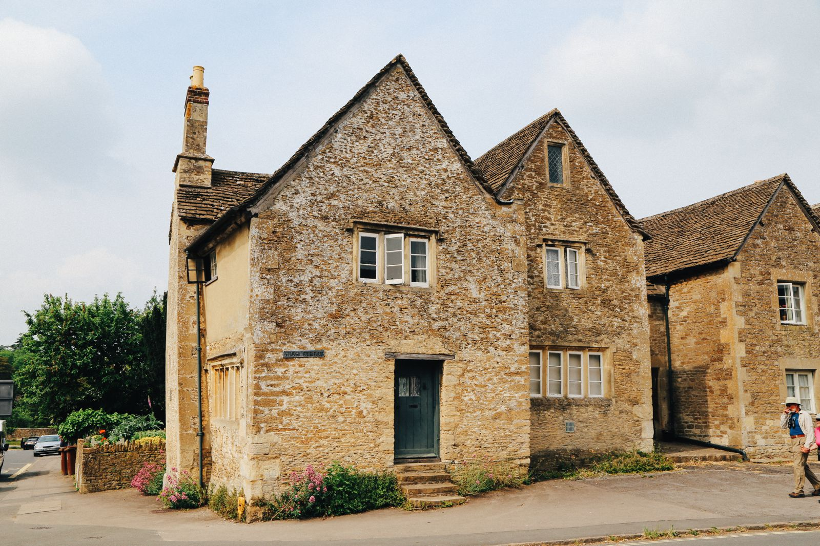 Inside The Beautiful Cotswolds Village Of Lacock... (11)
