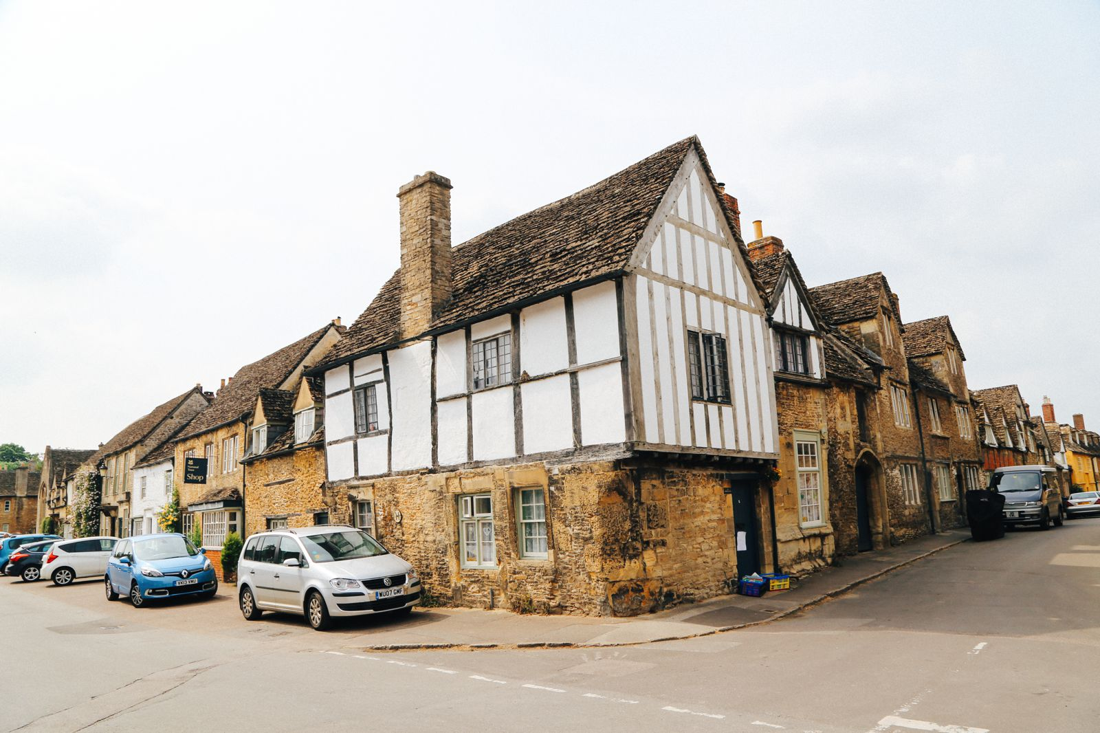 Inside The Beautiful Cotswolds Village Of Lacock... (33)