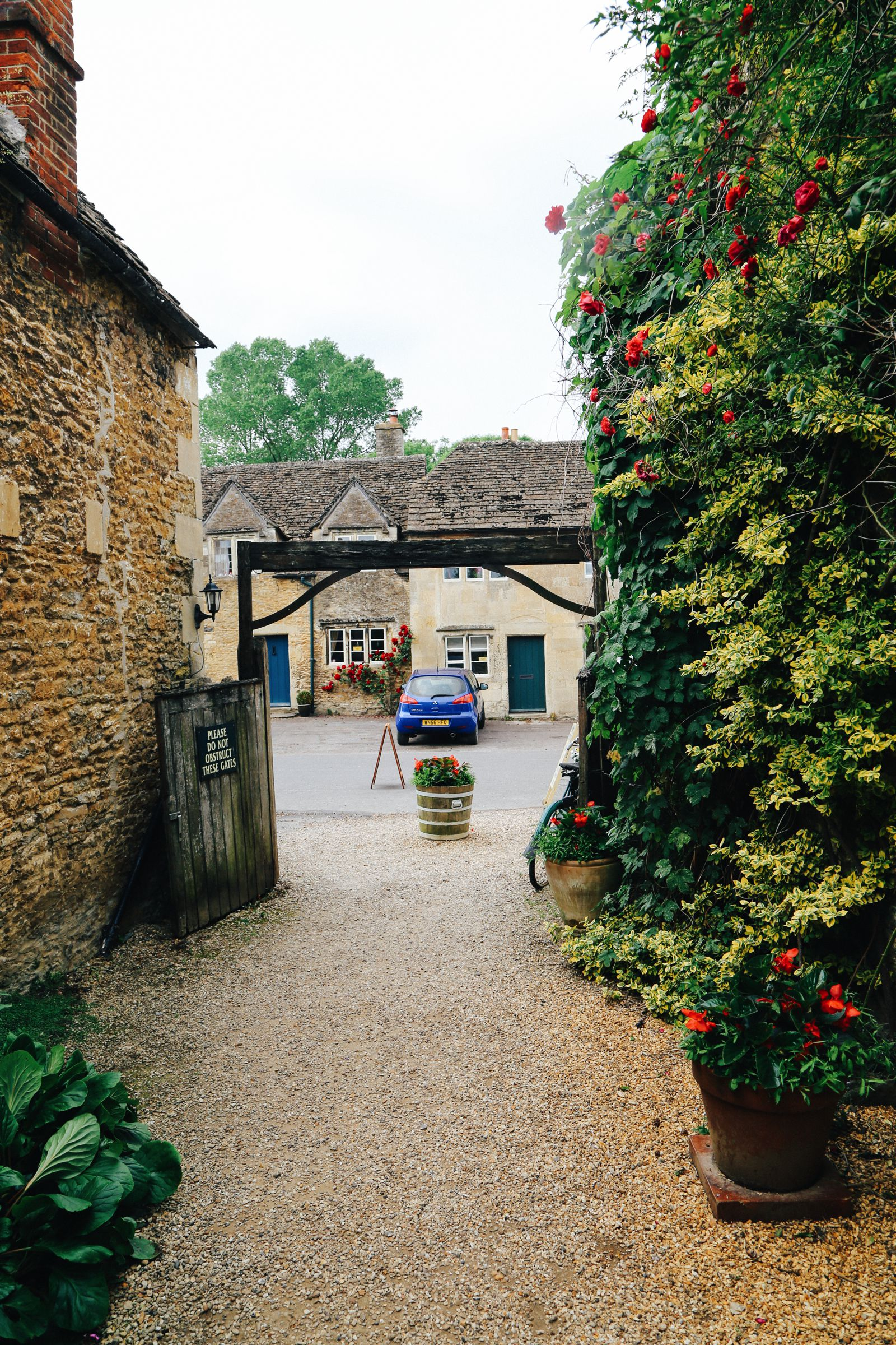 Inside The Beautiful Cotswolds Village Of Lacock... (7)