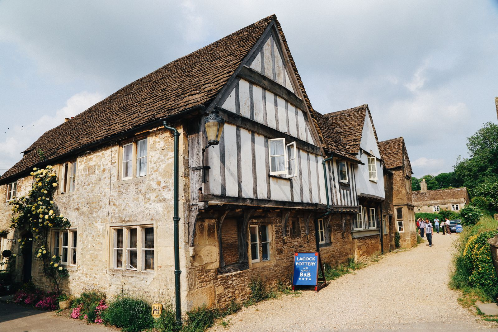Inside The Beautiful Cotswolds Village Of Lacock... (38)