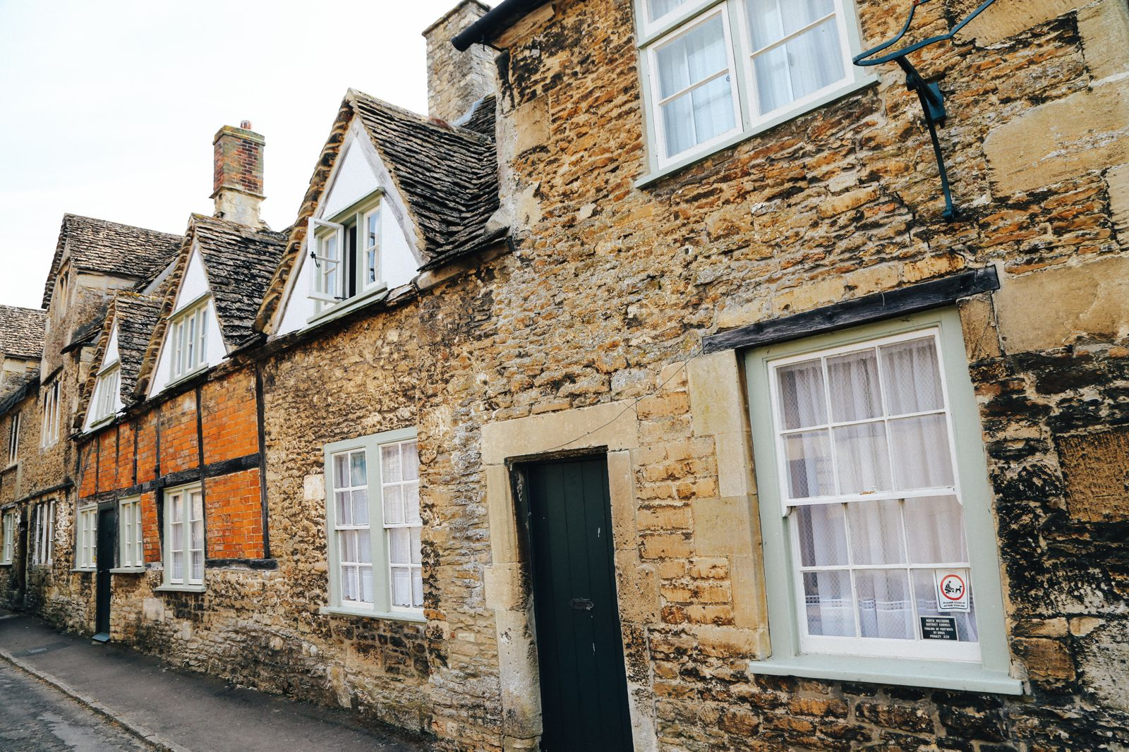 Inside The Beautiful Cotswolds Village Of Lacock... (51)
