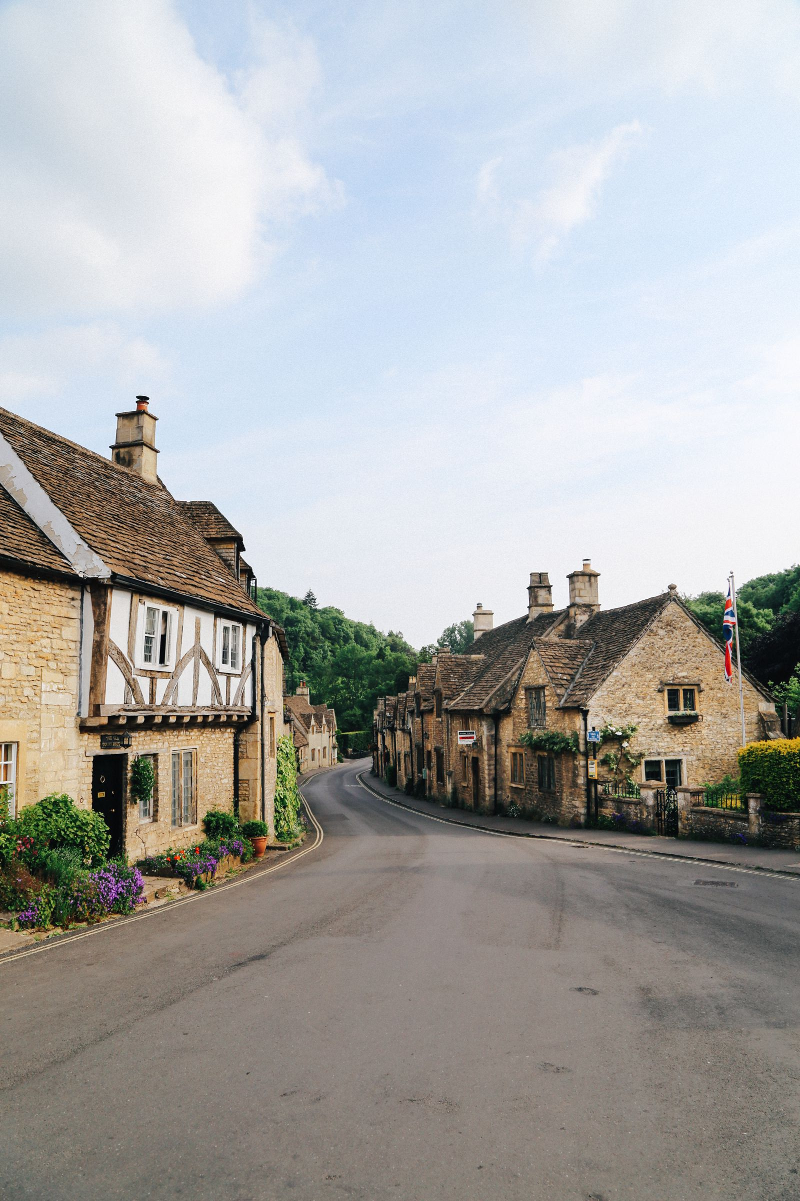 Exploring One Of England's Most Beautiful Villages - Castle Combe (2)
