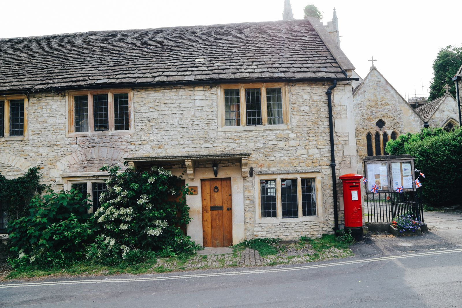 Exploring One Of England's Most Beautiful Villages - Castle Combe (12)