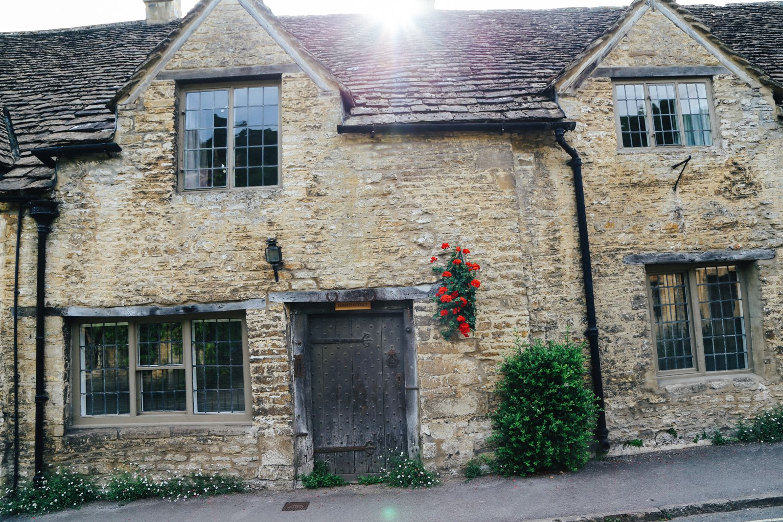 Exploring One Of England's Most Beautiful Villages - Castle Combe (5)