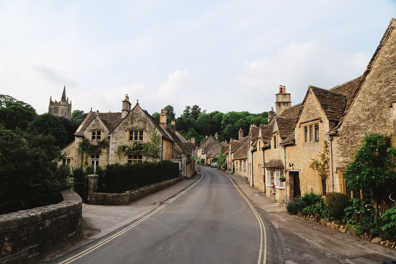 Exploring One Of England's Most Beautiful Villages - Castle Combe (7)