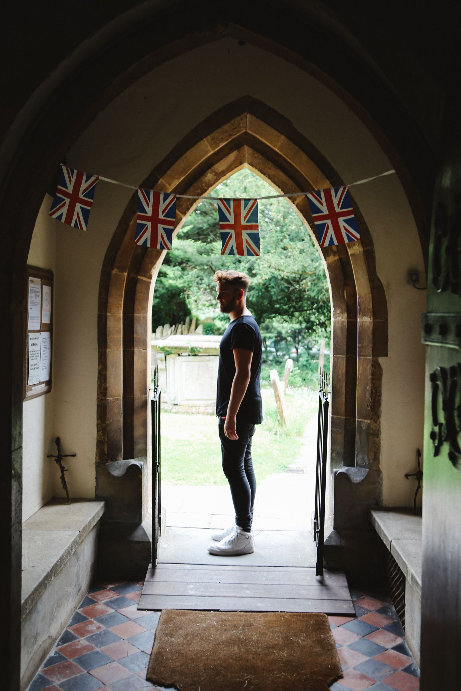 Exploring One Of England's Most Beautiful Villages - Castle Combe (35)