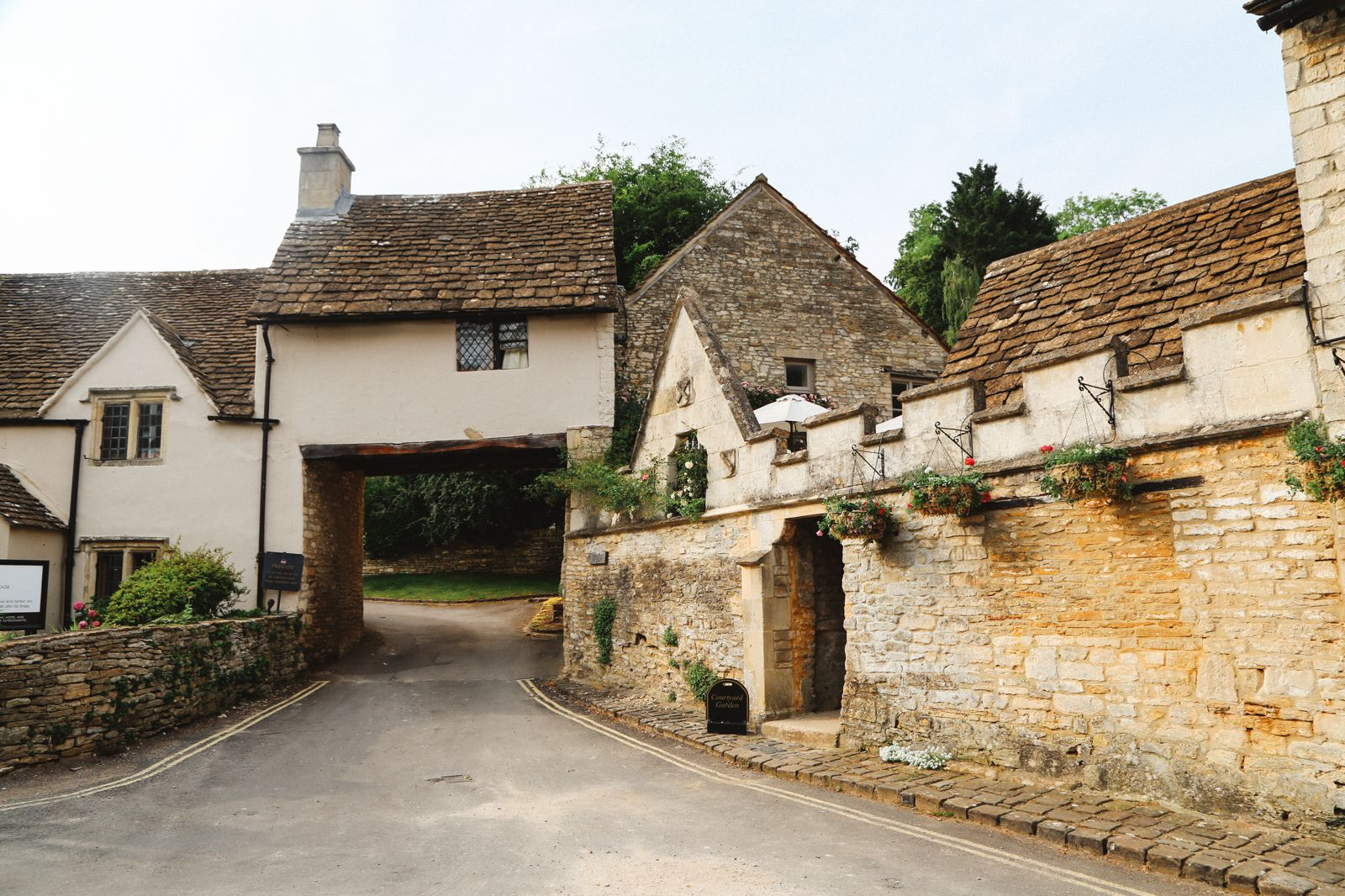 Exploring One Of England's Most Beautiful Villages - Castle Combe (36)