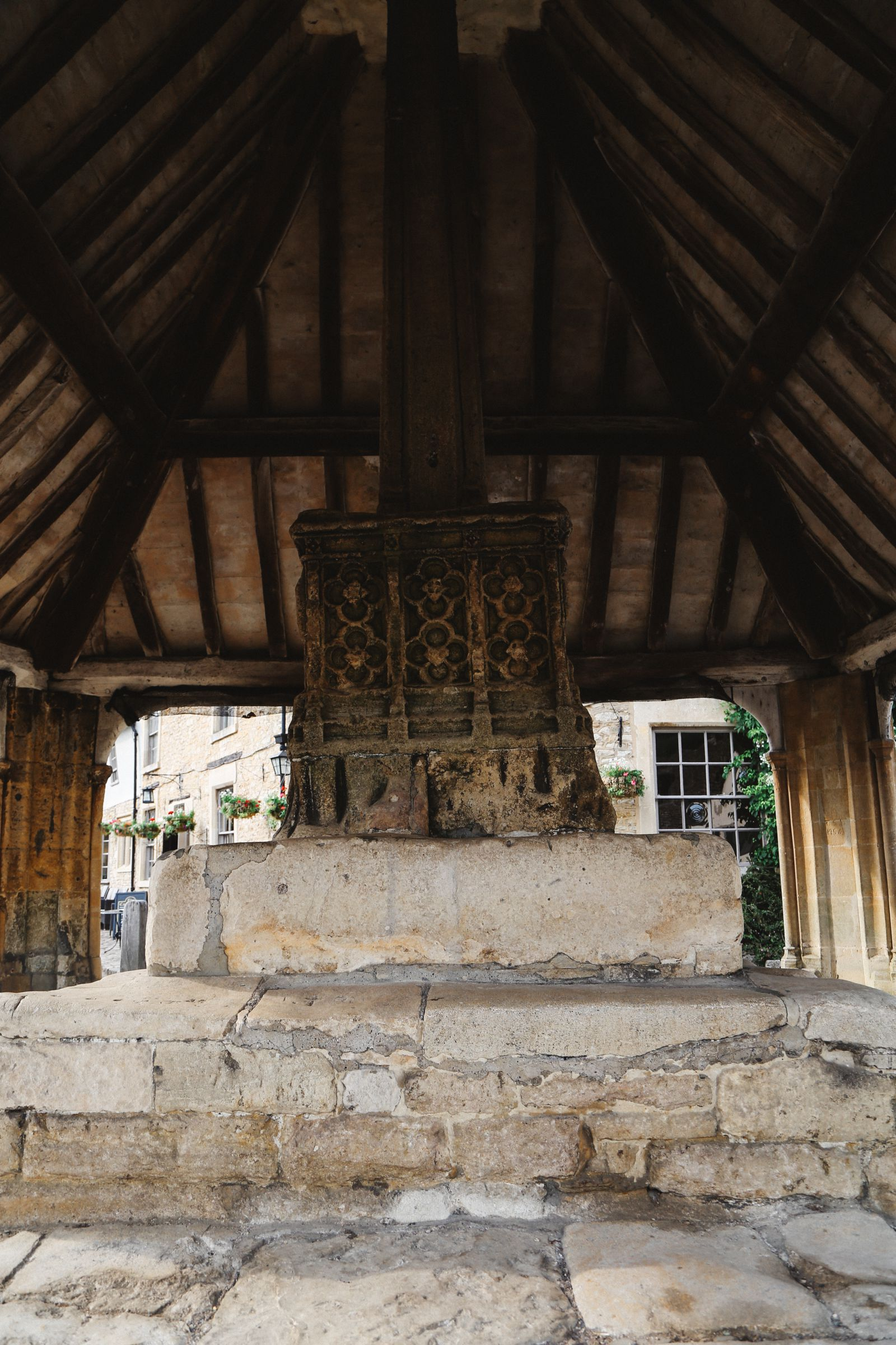 Exploring One Of England's Most Beautiful Villages - Castle Combe (38)