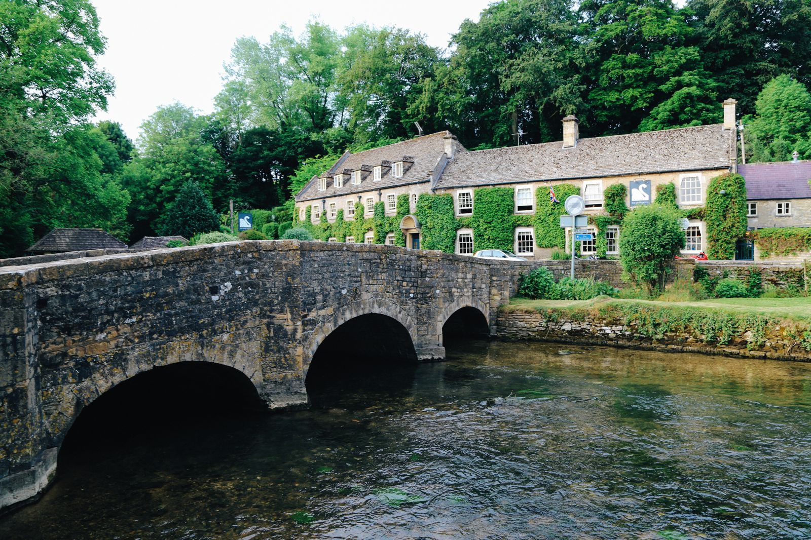 In Search Of The Most Beautiful Street In England - Arlington Row, Bibury (4)