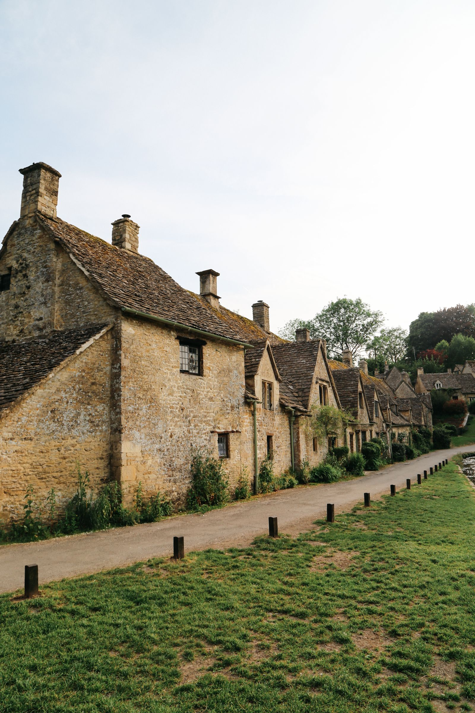 In Search Of The Most Beautiful Street In England - Arlington Row, Bibury (8)
