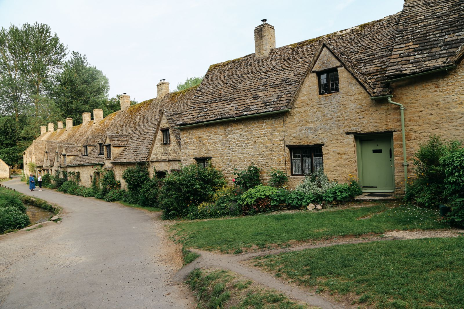 In Search Of The Most Beautiful Street In England - Arlington Row, Bibury (25)