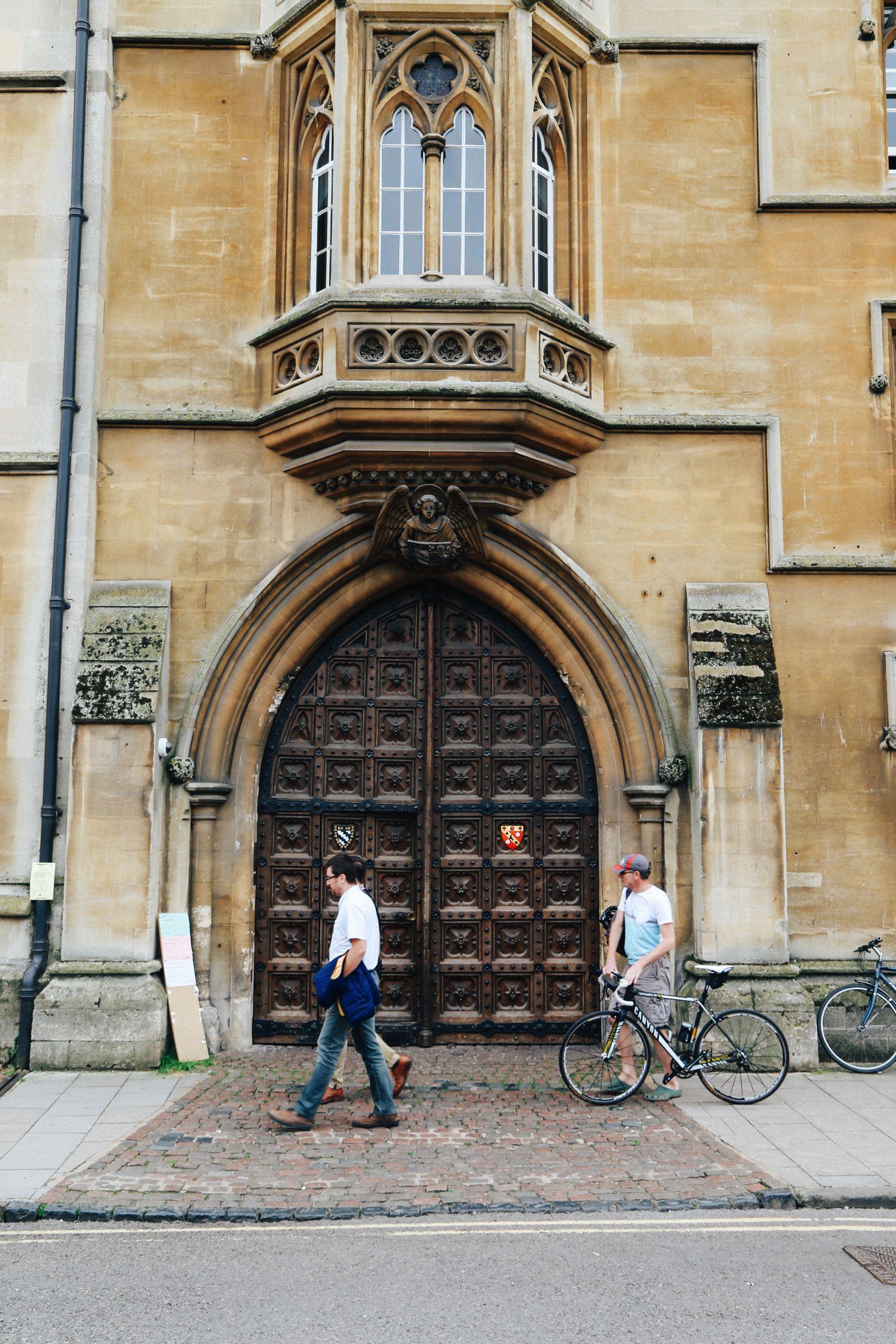 Sunny Days In Oxford! (6)