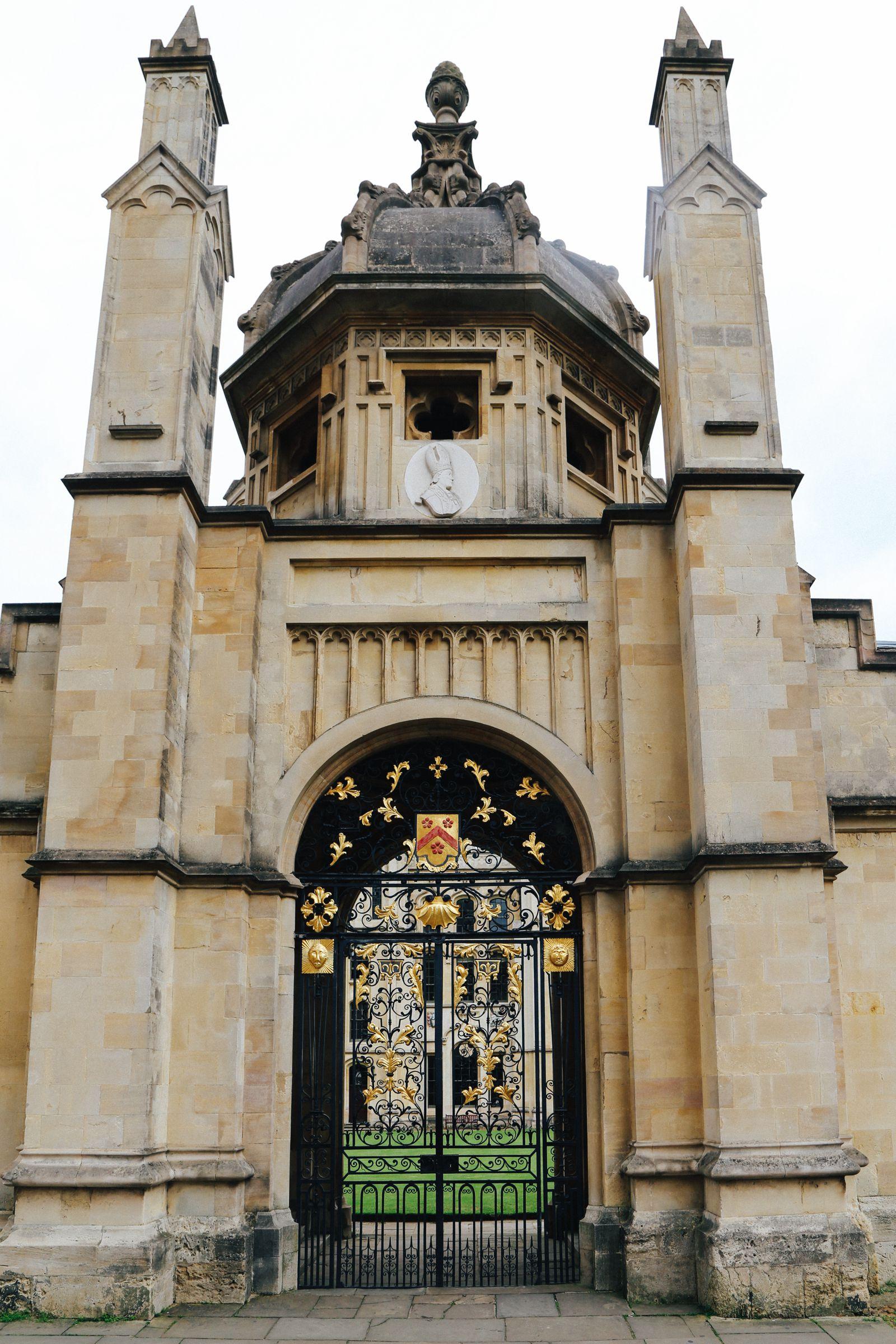 Sunny Days In Oxford! (16)