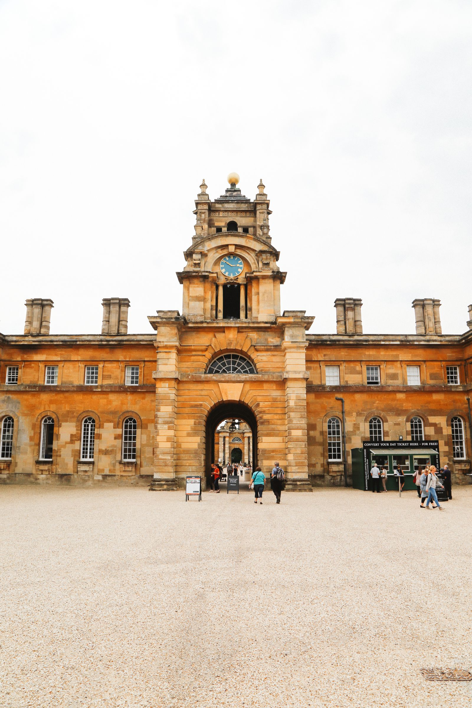 Visiting Blenheim Palace... (And The Marlborough Maze!) (4)