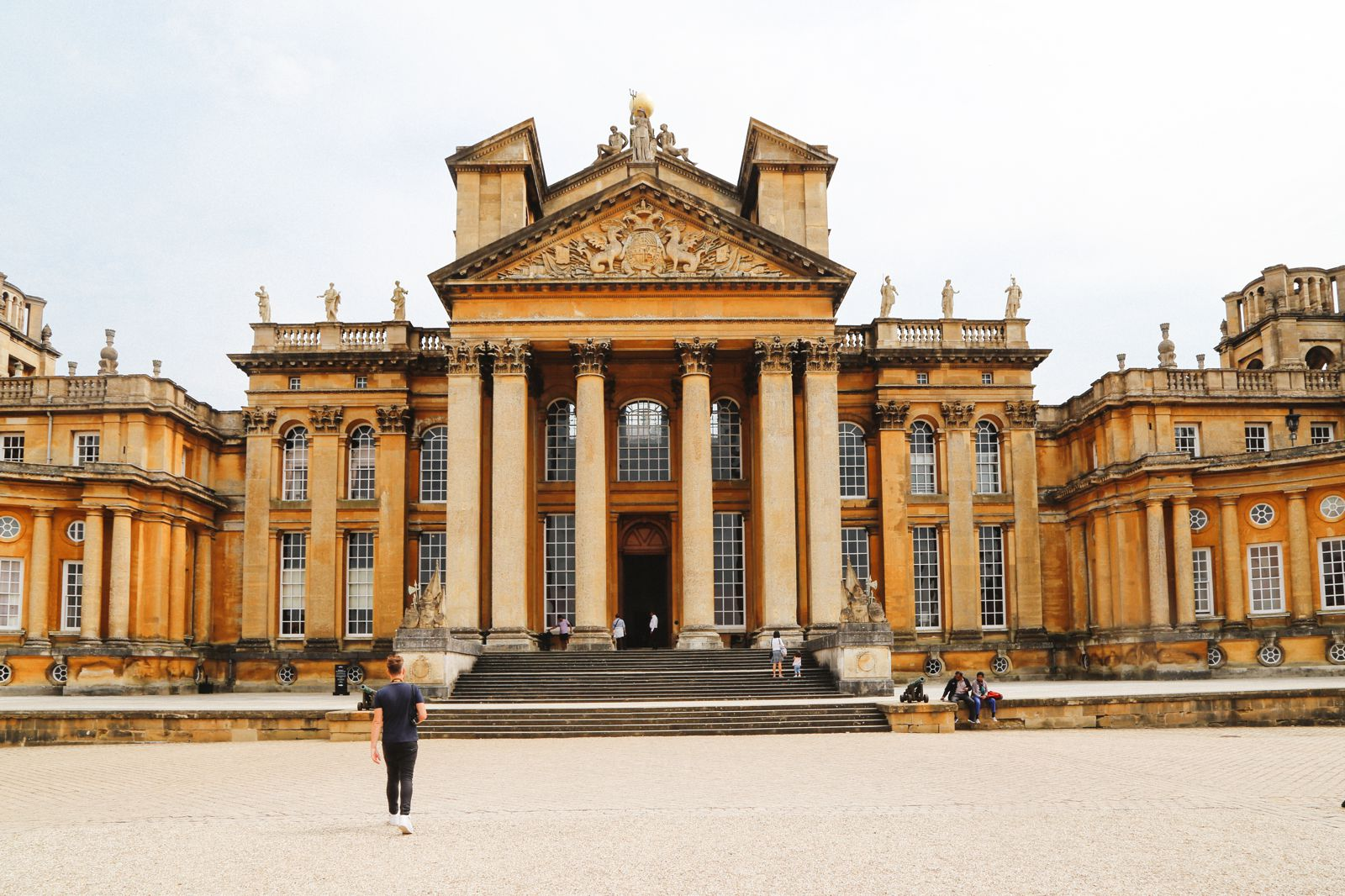 Visiting Blenheim Palace... (And The Marlborough Maze!) (11)