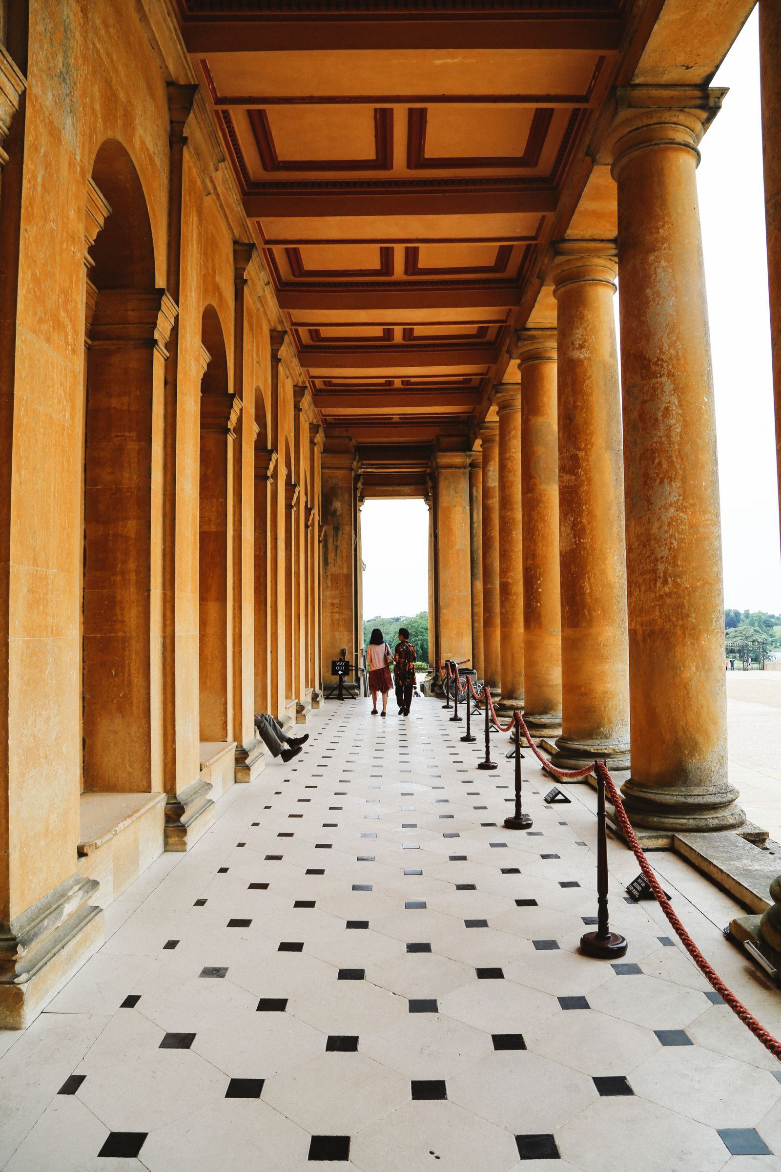Visiting Blenheim Palace... (And The Marlborough Maze!) (34)